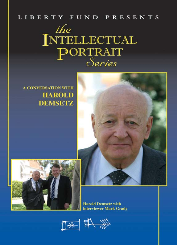 conversation with harold demsetz a
