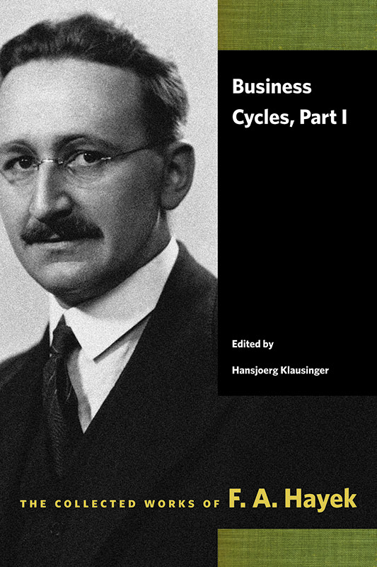 Business Cycles Part I