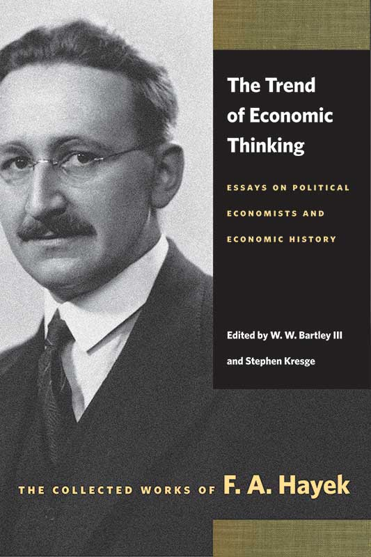 Trend of Economic Thinking The