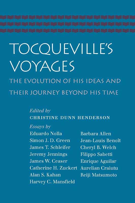 tocquevilles voyages