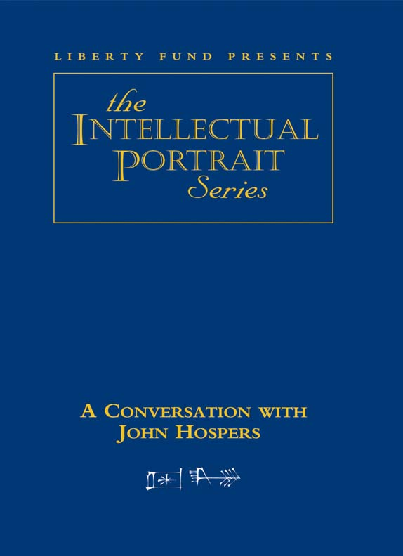 conversation with john hospers a