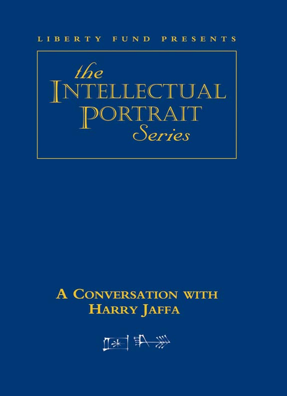Conversation with Harry Jaffa A