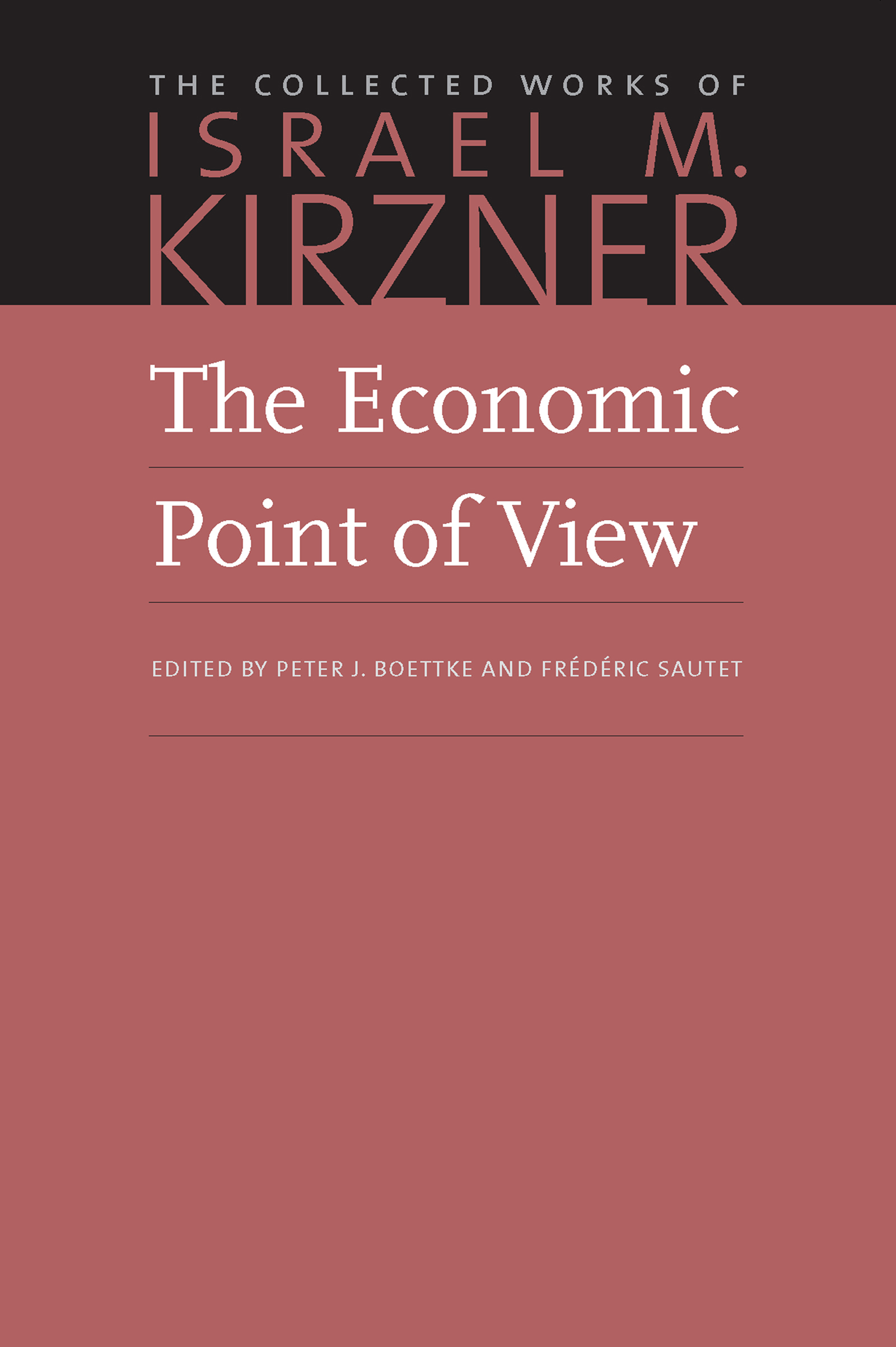 economic point of view the