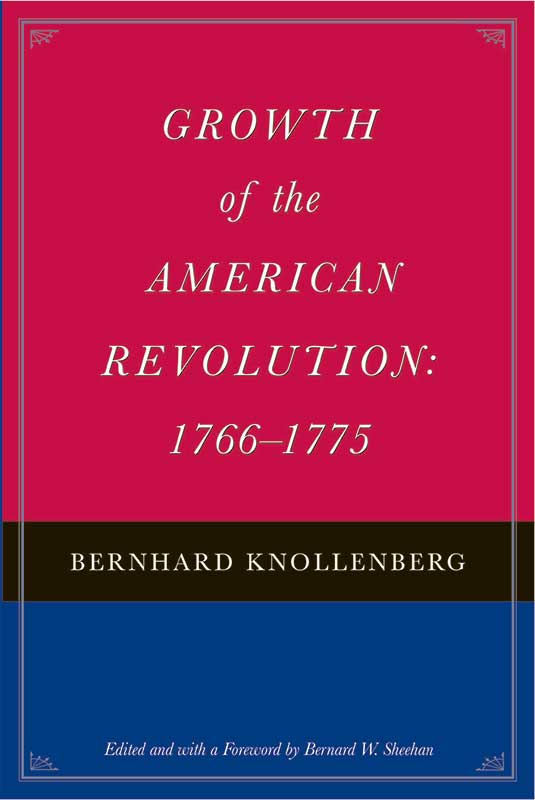 growth of the american revolution ndash