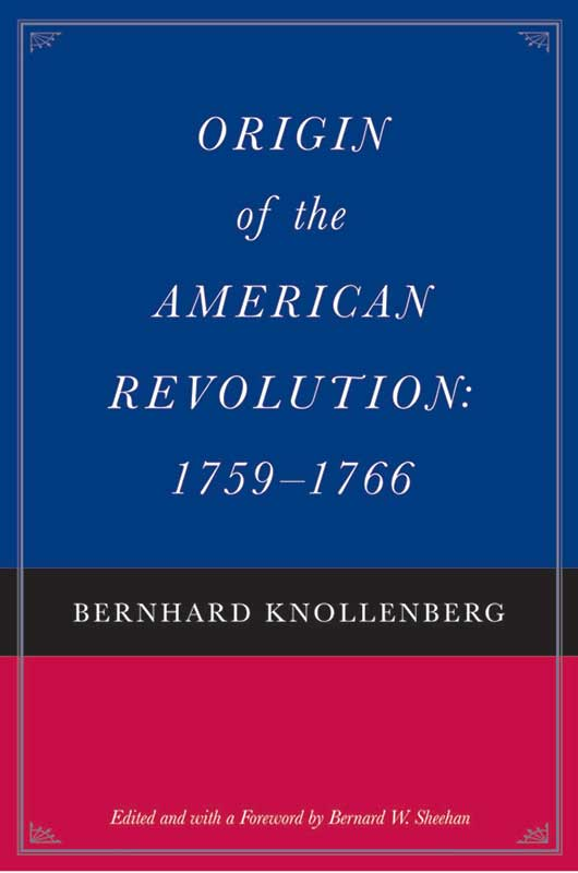 origin of the american revolution ndash