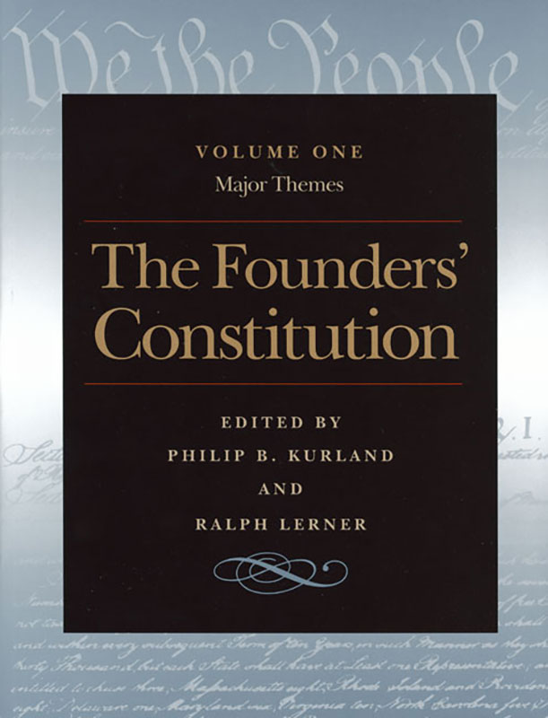 founders constitution the major themes