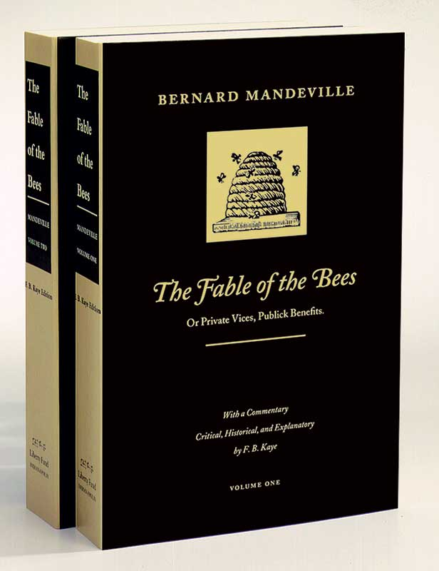 fable of the bees the