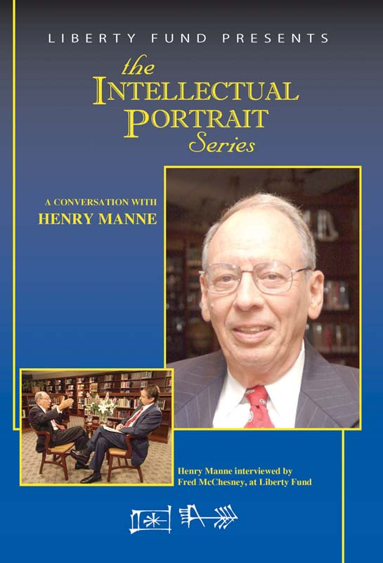 conversation with henry manne a