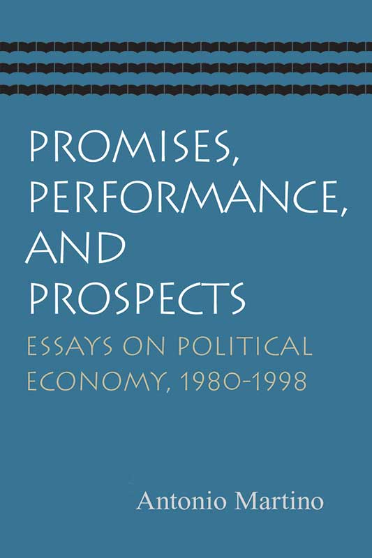 promises performance and prospects