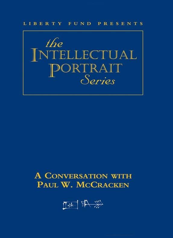 conversation with paul w mccracken a