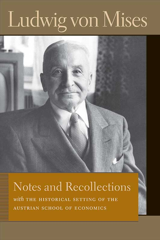 Notes and Recollections