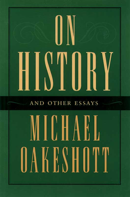 On History and Other Essays