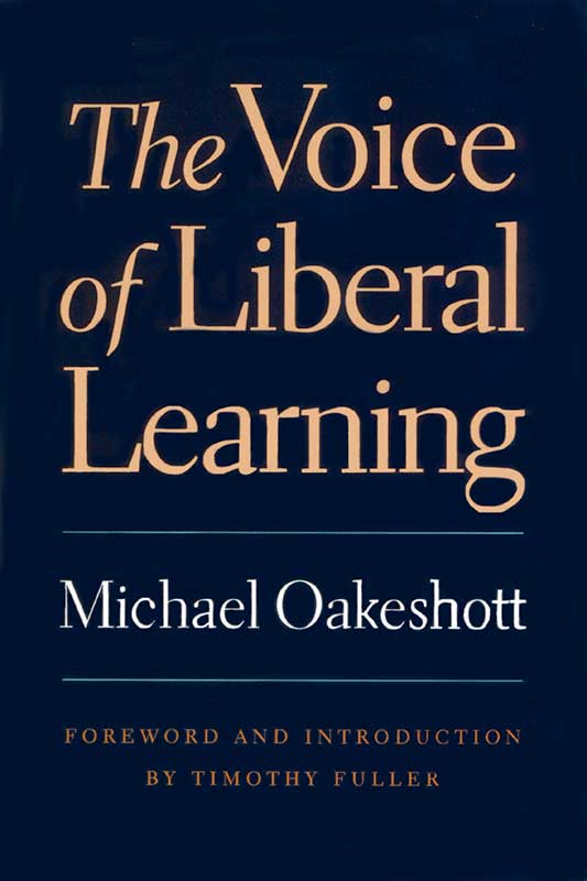 voice of liberal learning the