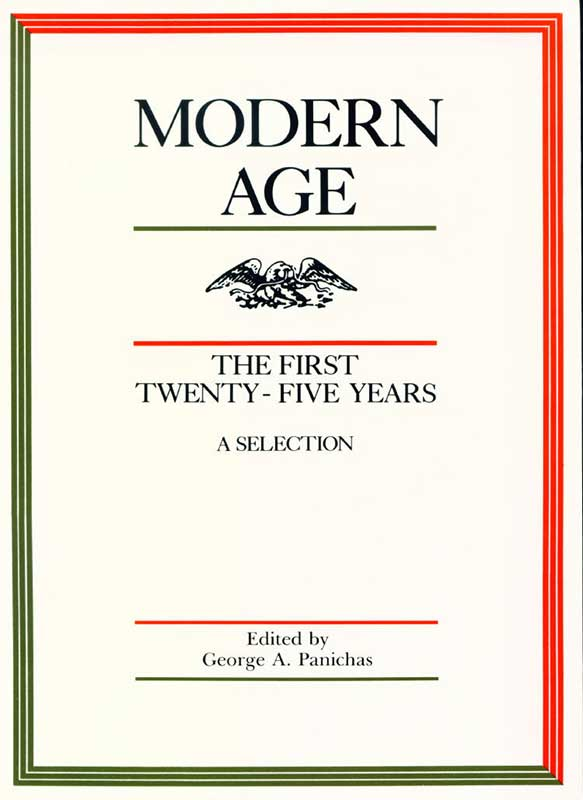 modern age the first twentyfive years