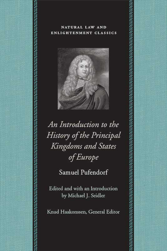 Introduction to the History of the Principal Kingdoms and States of Europe An
