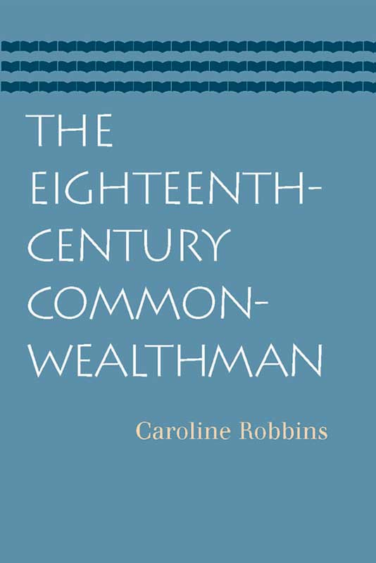 eighteenthcentury commonwealthman the