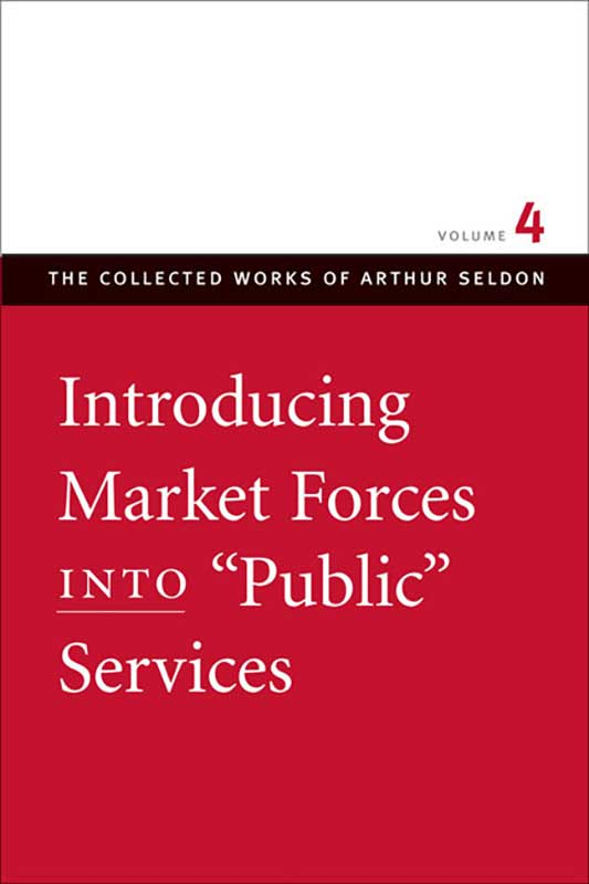 introducing market forces into public services