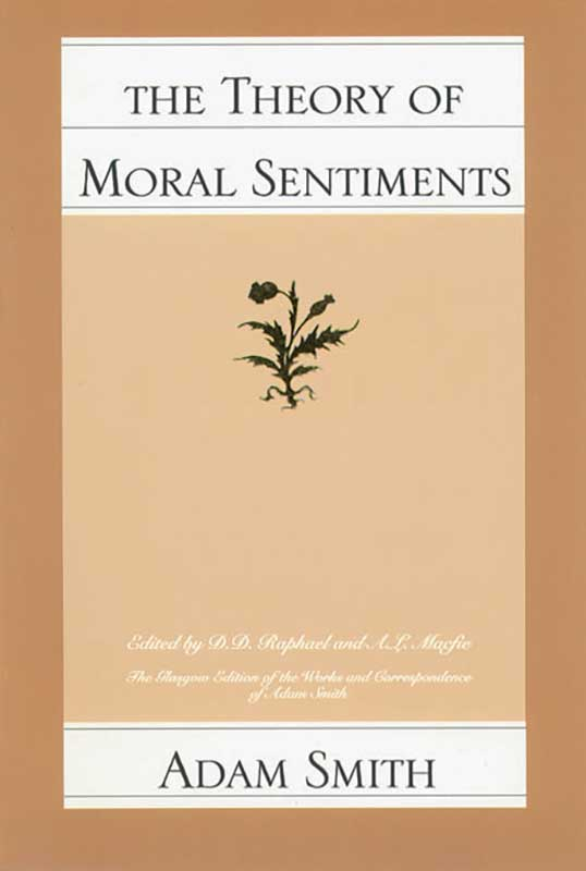 theory of moral sentiments the