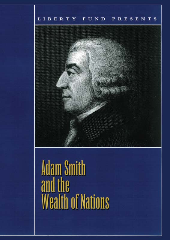 Adam smith wealth of nations essay