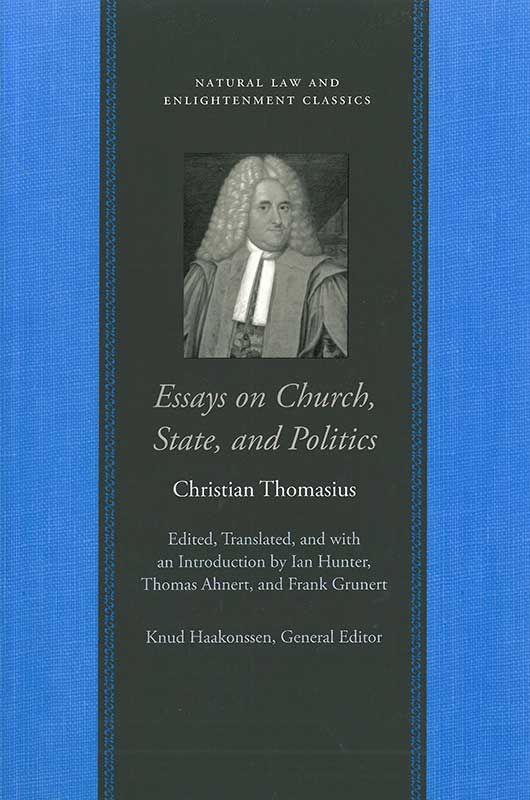Essays on Church State and Politics