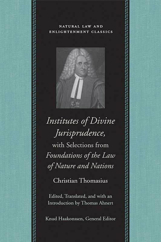 institutes of divine jurisprudence with selections from foundations of the law of nature and nations
