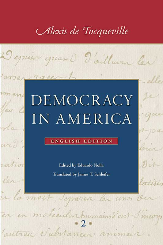 democracy in america english edition