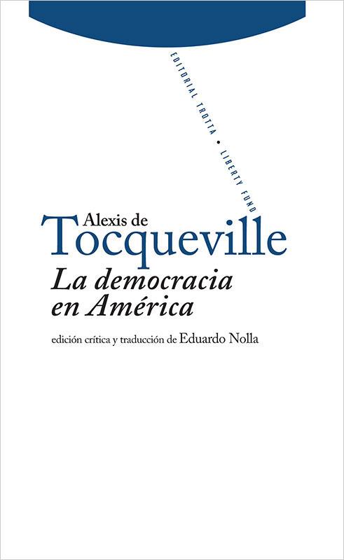 la democracia en amrica