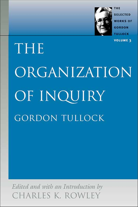 organization of inquiry the