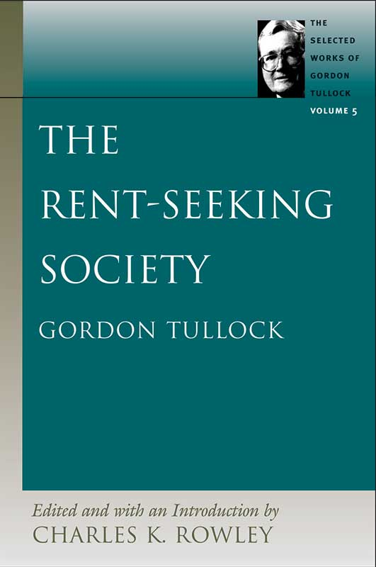 rentseeking society the