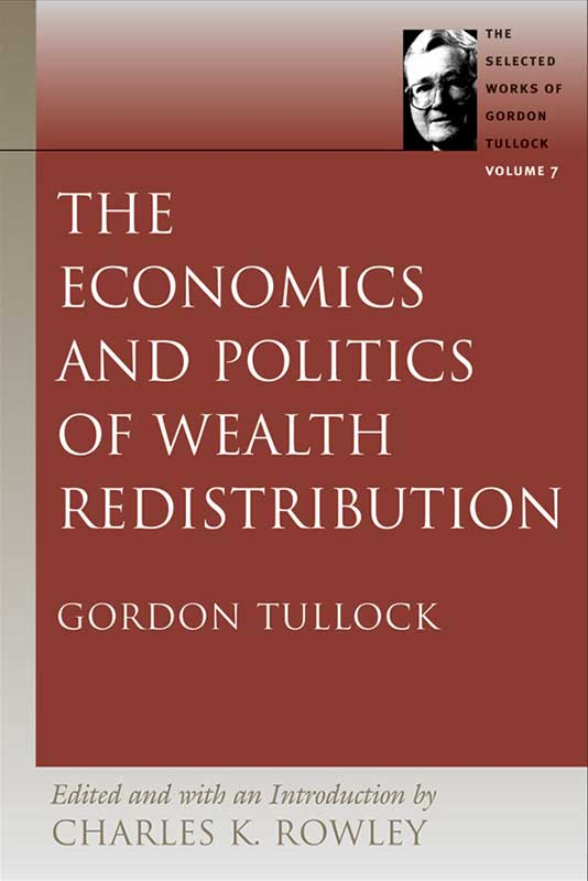 economics and politics of wealth redistribution the