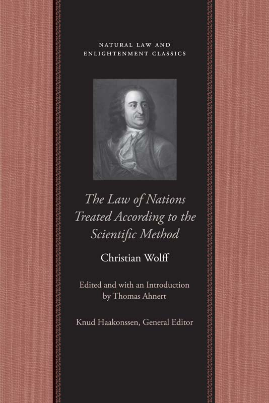 Law of Nations Treated According to the Scientific Method The