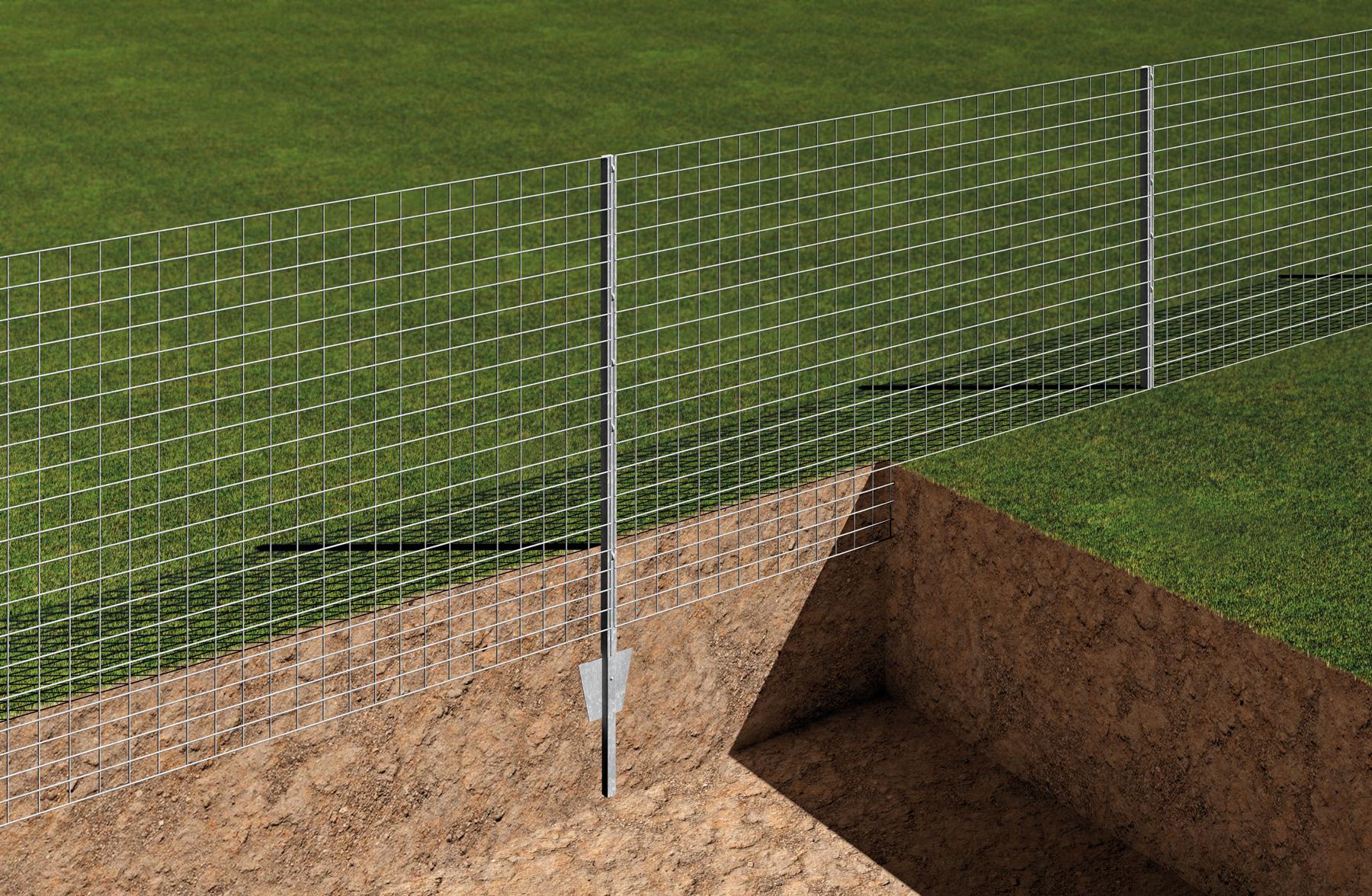 Mastertec recinzione anti cinghiali