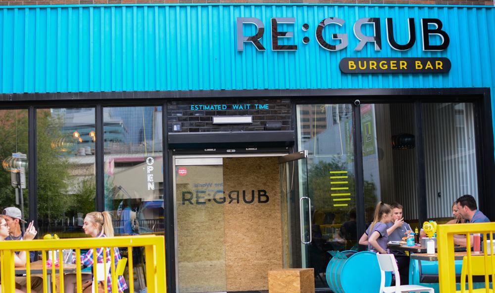 Re:Grub, Calgary