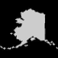 AK outline