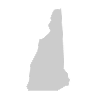 NH outline