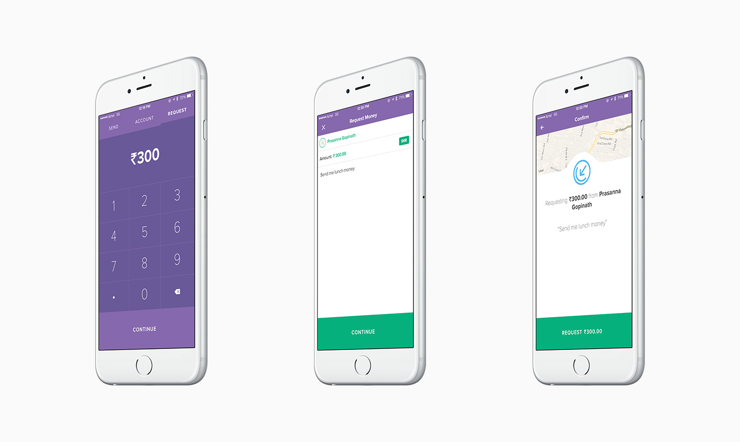 Chirp Pay iOS App