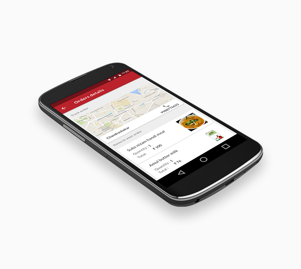 Cookaroo Andriod App