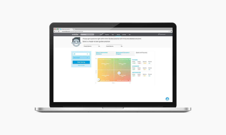 Embibe Web App