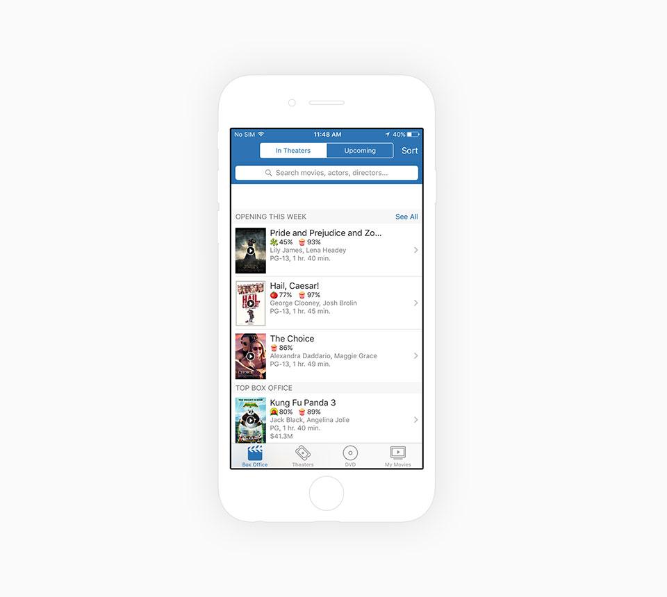 Flixster Ios App