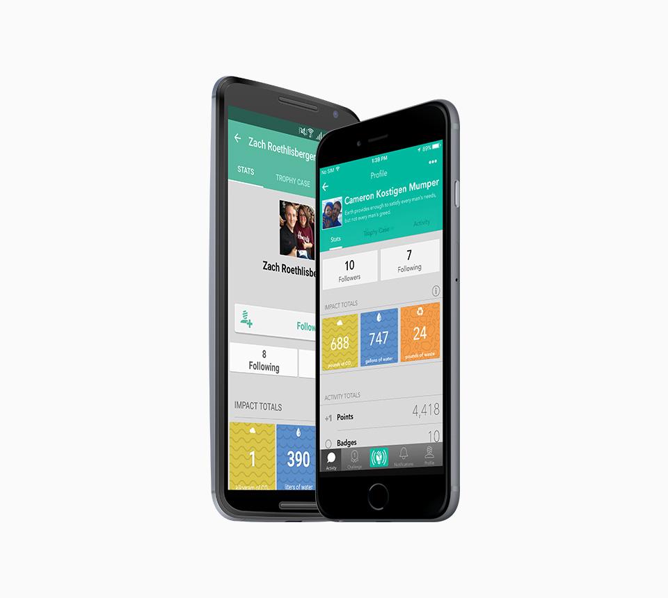 Joulebug Andriod App