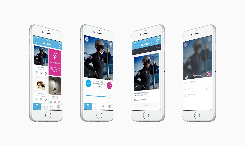 Wishclouds Ios App