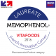 laureate vitafoods 2016 memophenol french innovation