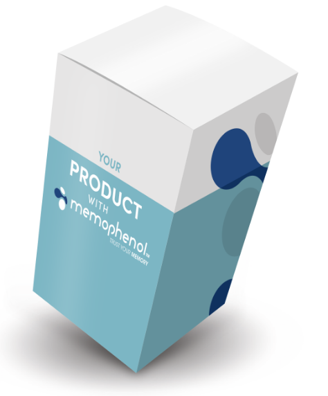 memophenol for memory & cognitive performance product