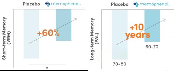 memophenol improves memory