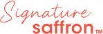 Signature Saffron logo