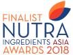 finaliste nutraingredients awards Asia 2018