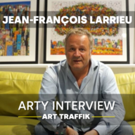 Arty interview Jean-François Larrieu