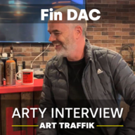Arty Interview : Fin DAC