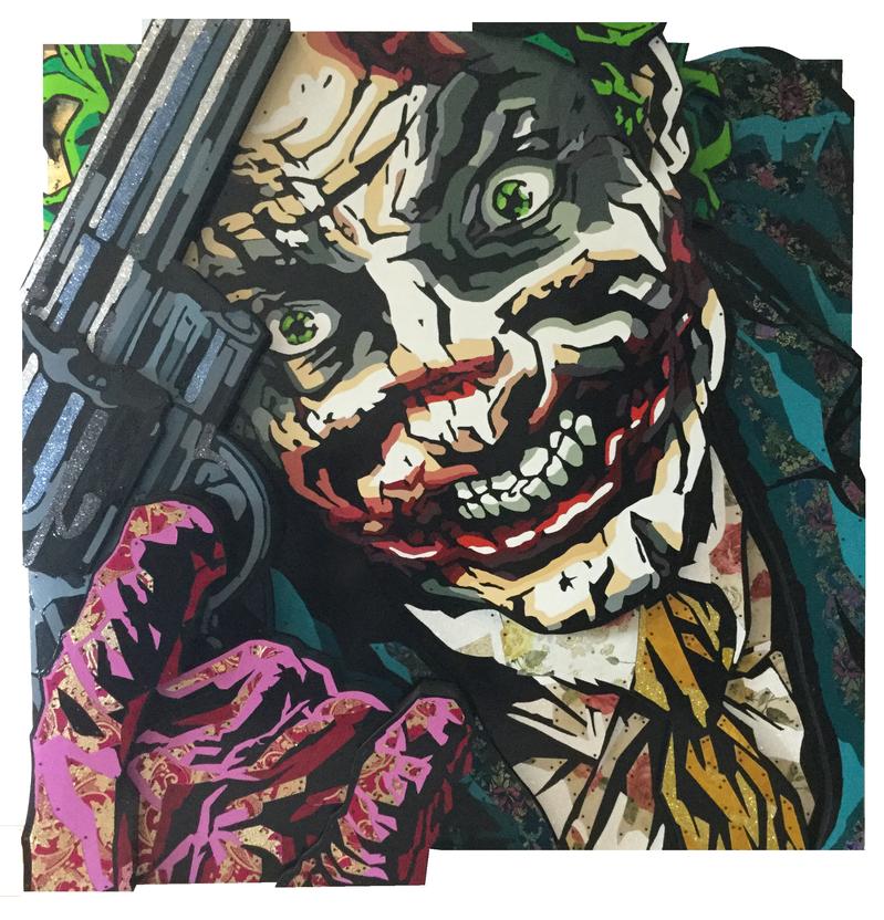 Joker Gun By Rod
