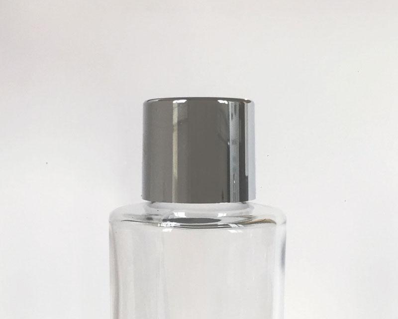 Le bouchon effet miroir adapté à la bouteille d'eau gazeuse personnalisable de Bouteille d'Eauteur